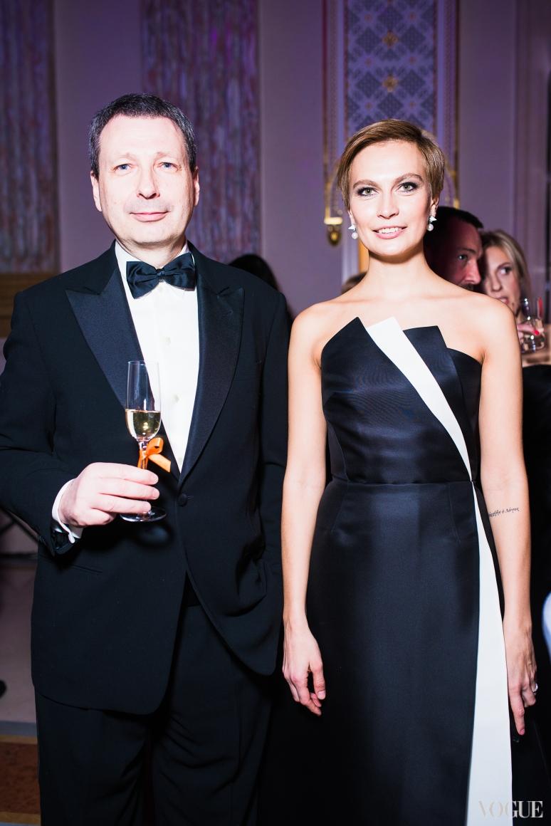 Вадим Яценко и Маша Цуканова