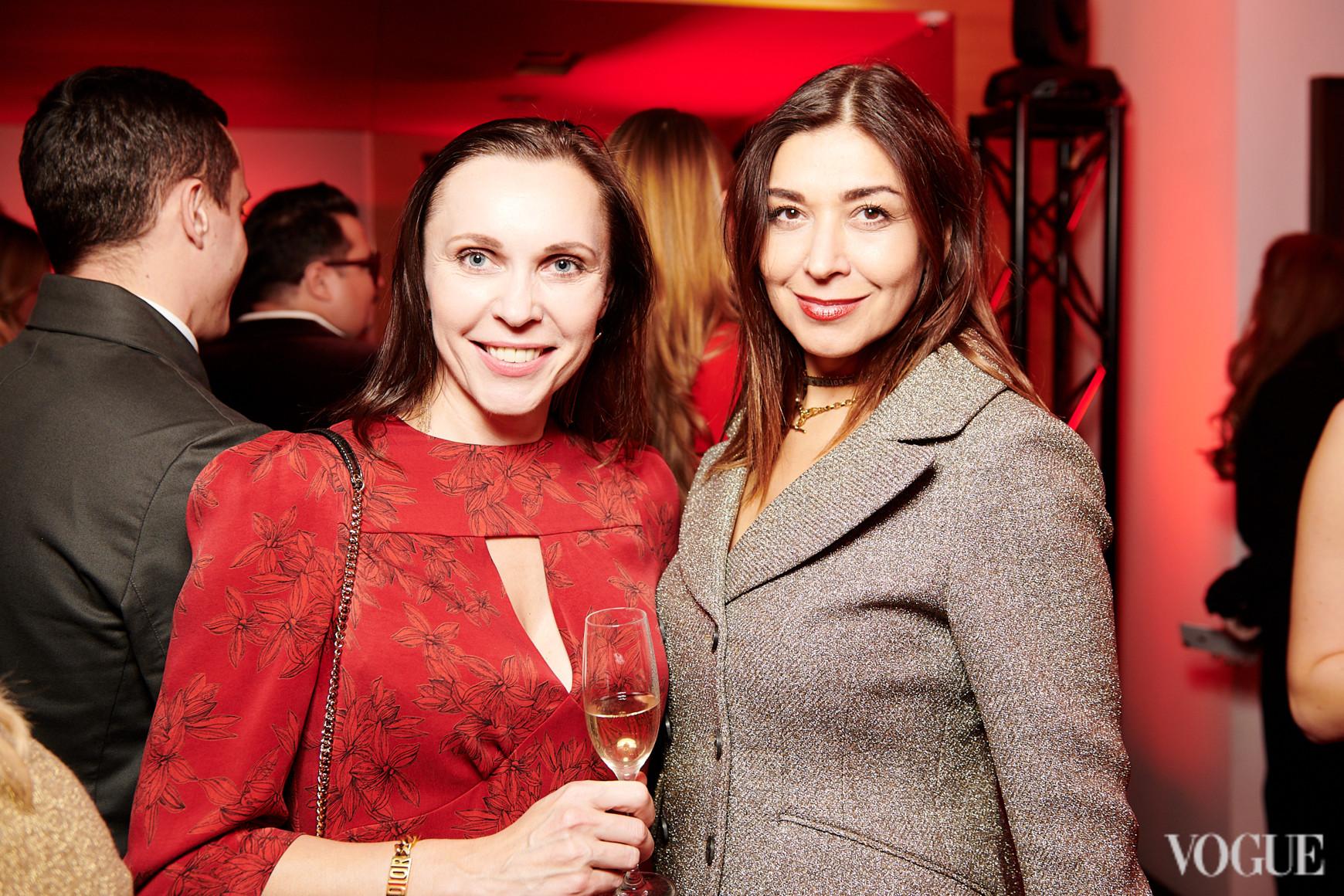 Наталья Савченко и Ольга Дашкиева