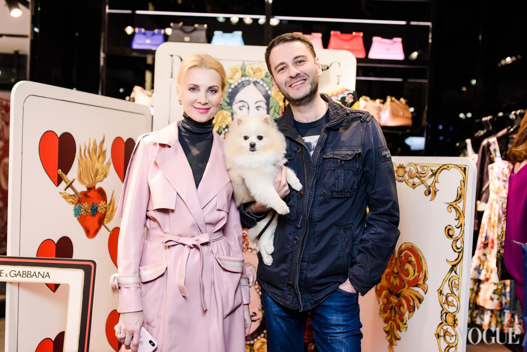 Лілія Кузнєцова і Сергій Перман