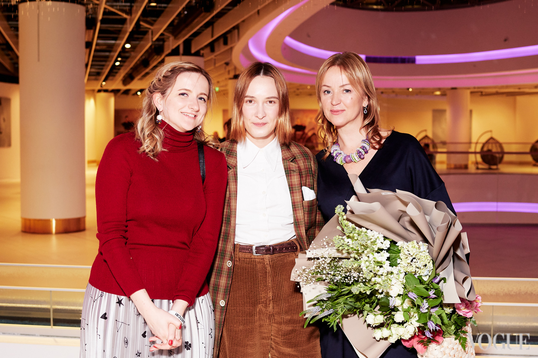Анна Петрова, Ольга Сушко, Натали Гурьева