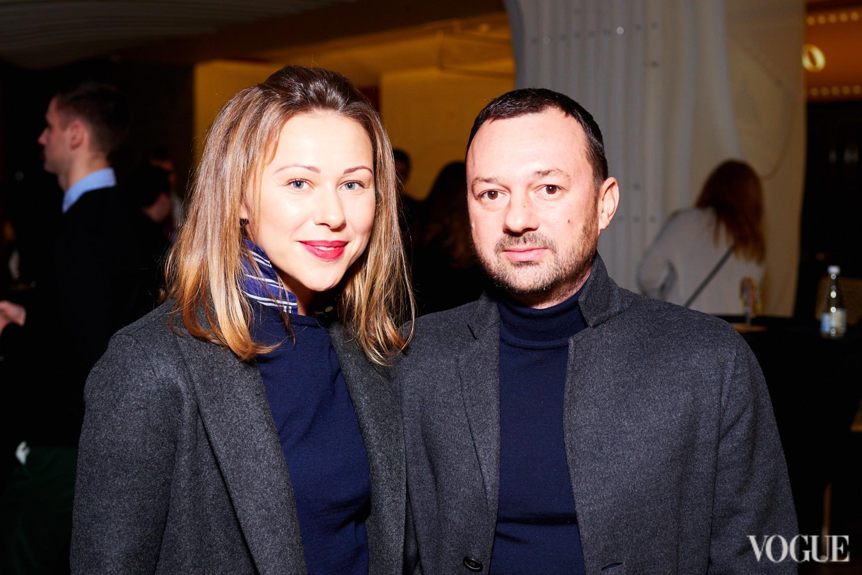 Ирина и Егор Лихацкие