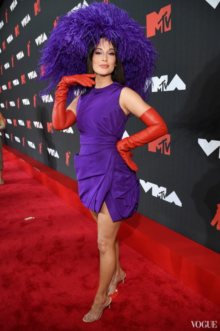 Кейси Масгрейвс в Valentino Haute Couture