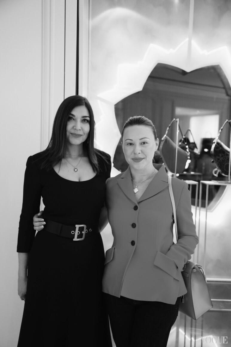 Ольга Дашкиева и Ирина Лихацкая