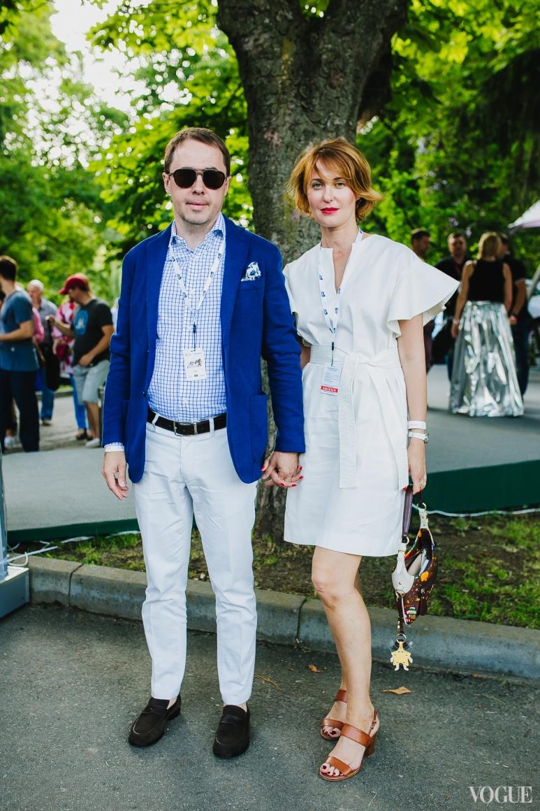 Александр и Наталья Бариновы