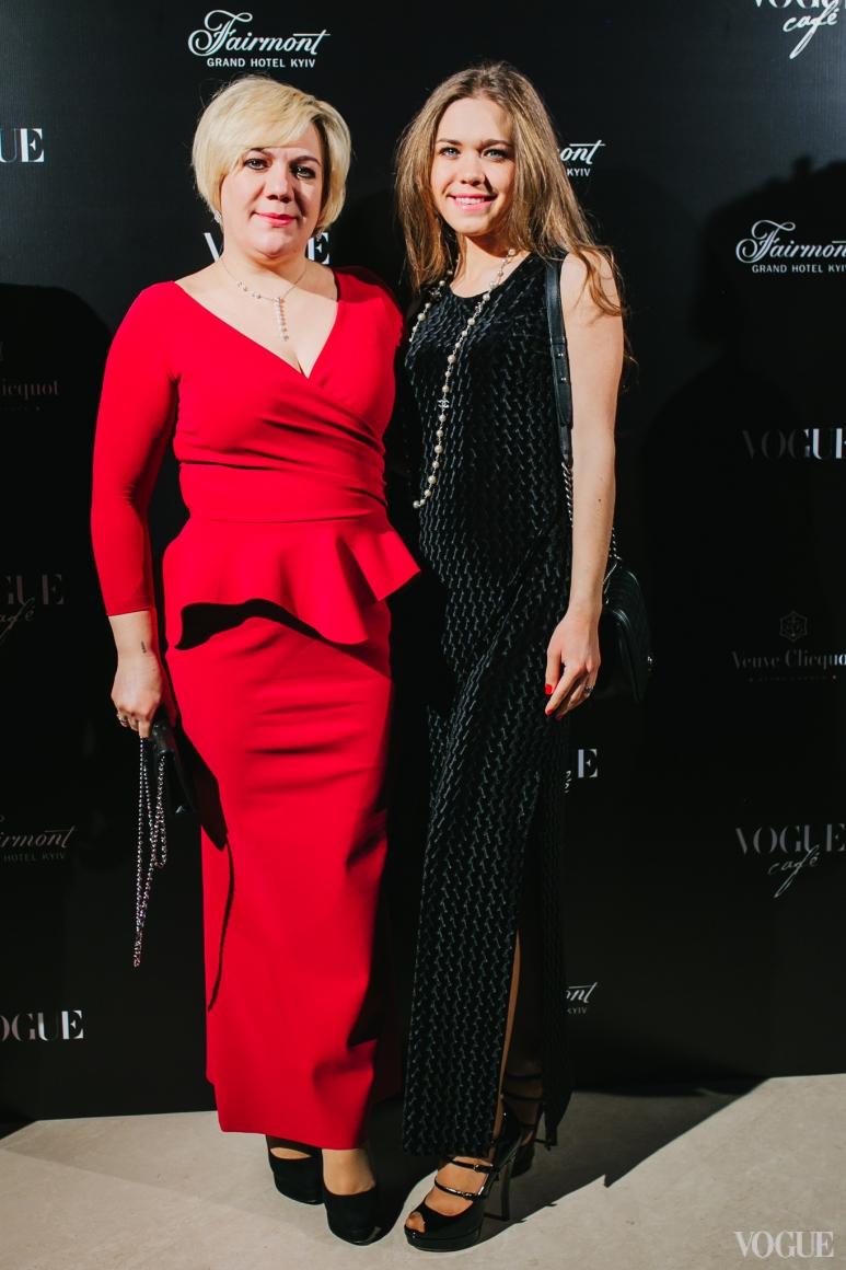 Ирина Заря с дочерью