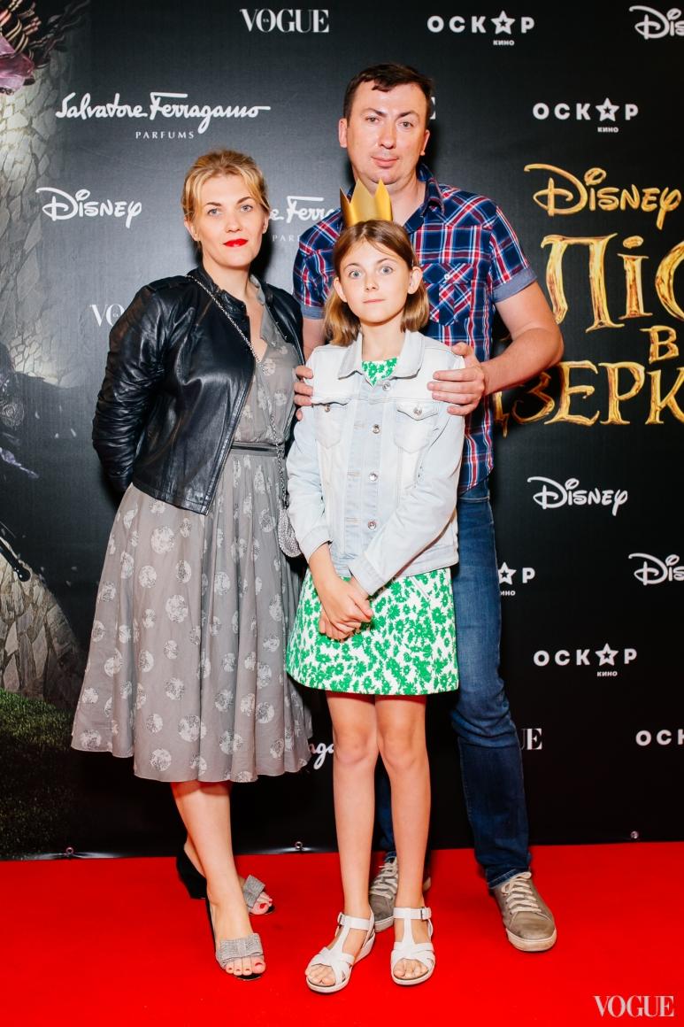 Валерий Жидков с семьей