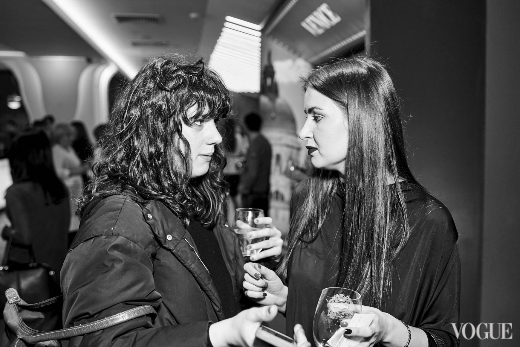 Ольга Жижко и Елена Добрынская