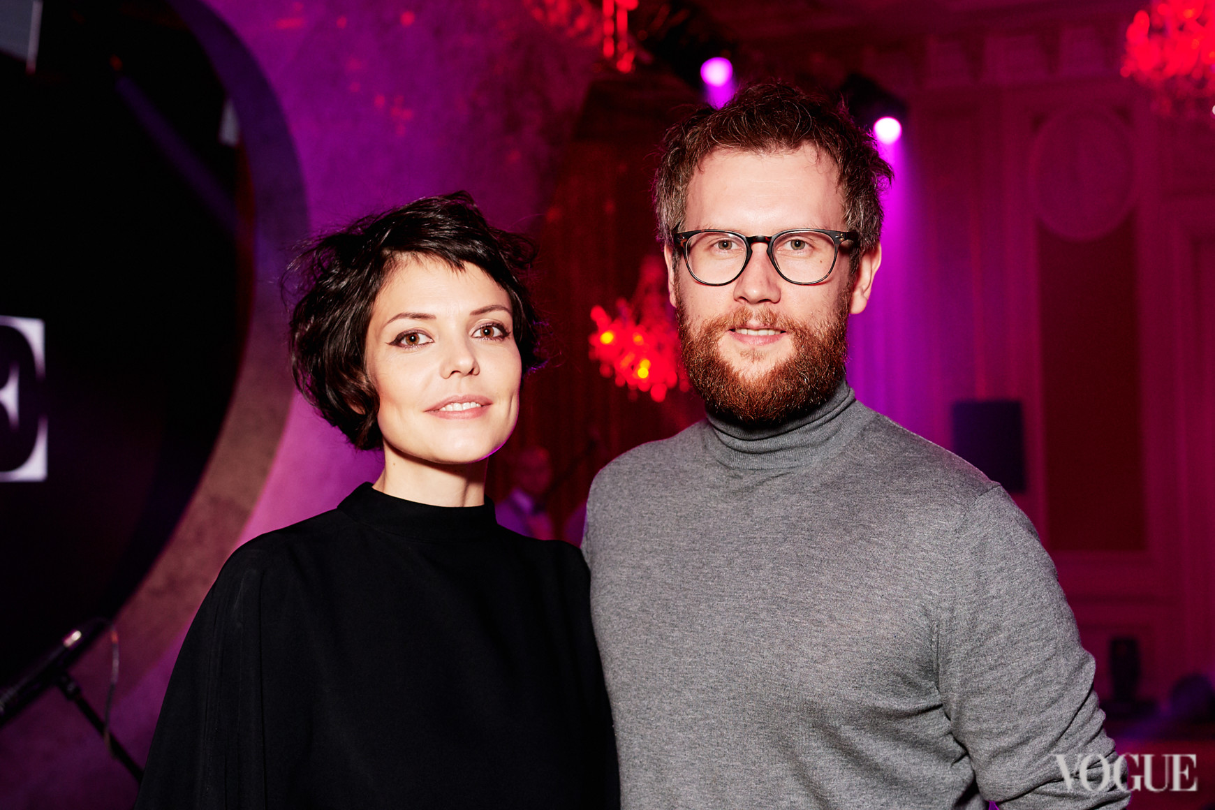Катерина Тейлор и Юрий Марченко