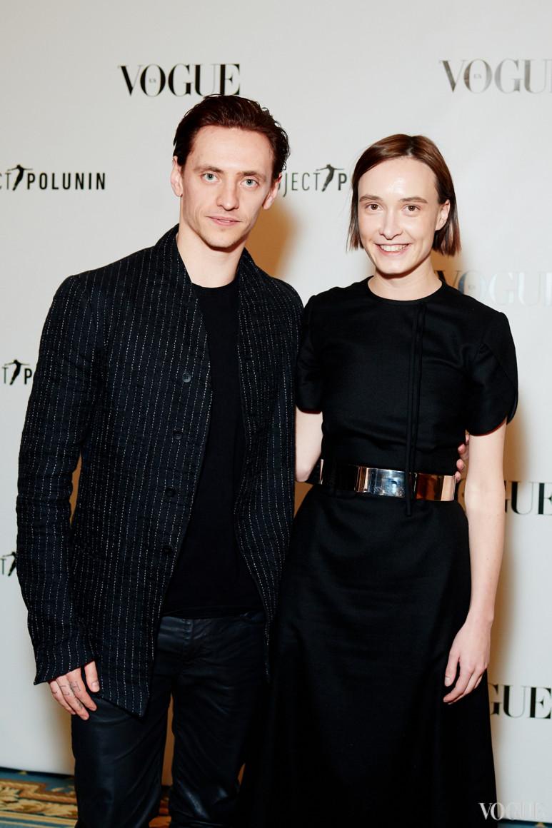 Сергей Полунин и Ольга Сушко