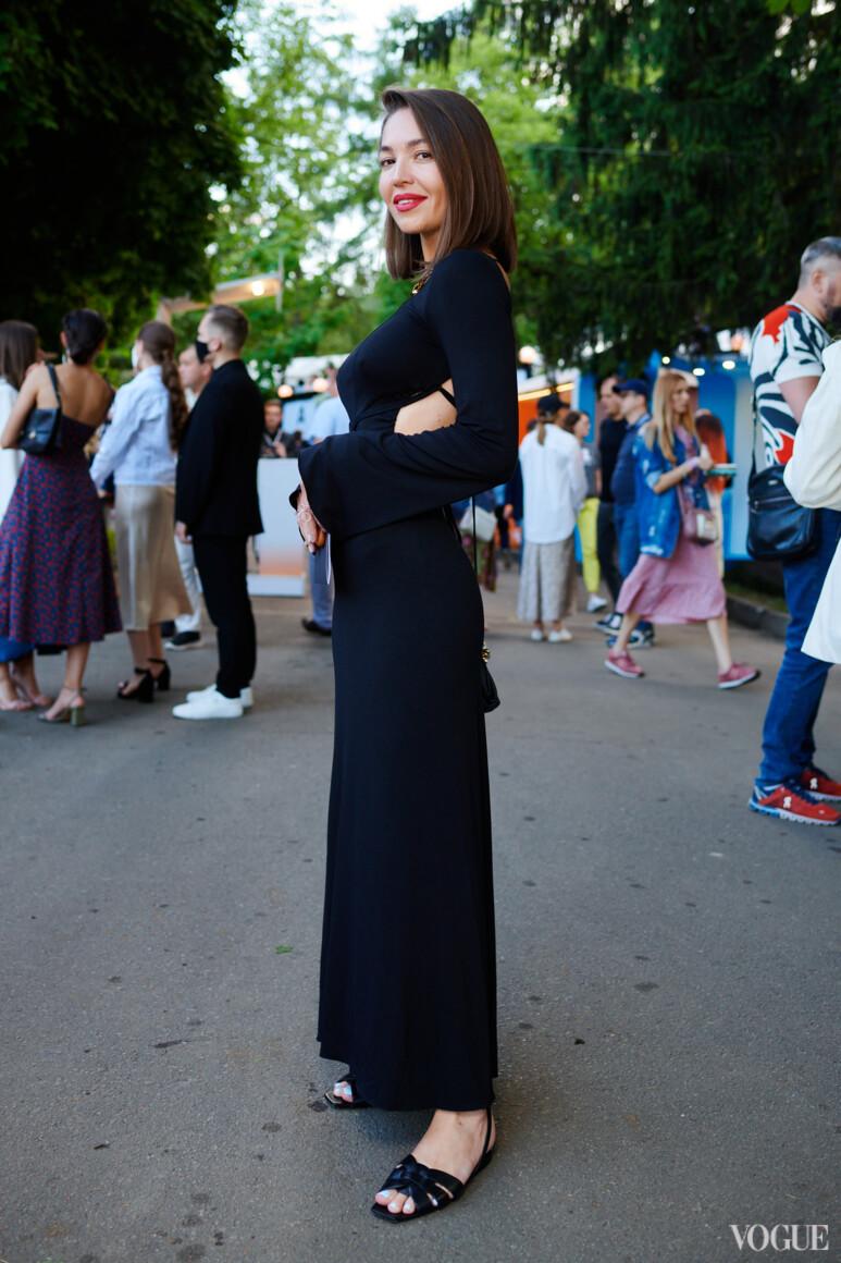 Мария Яслинская
