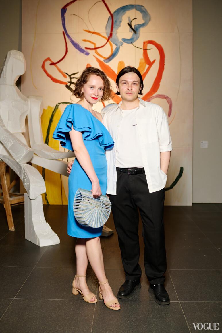 Ирина Володько и Сергей Ковалев