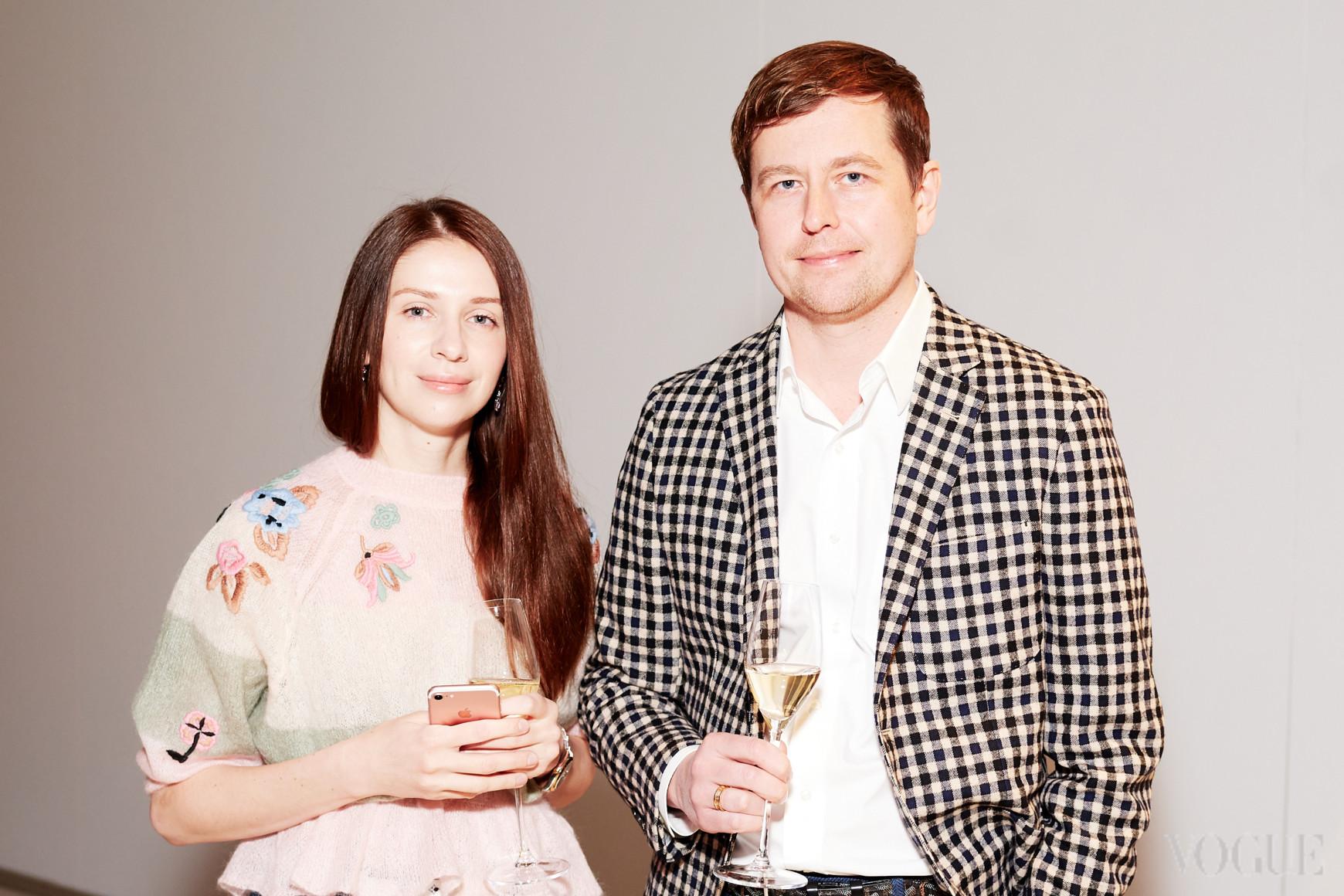 Вадим и Алена Клименко