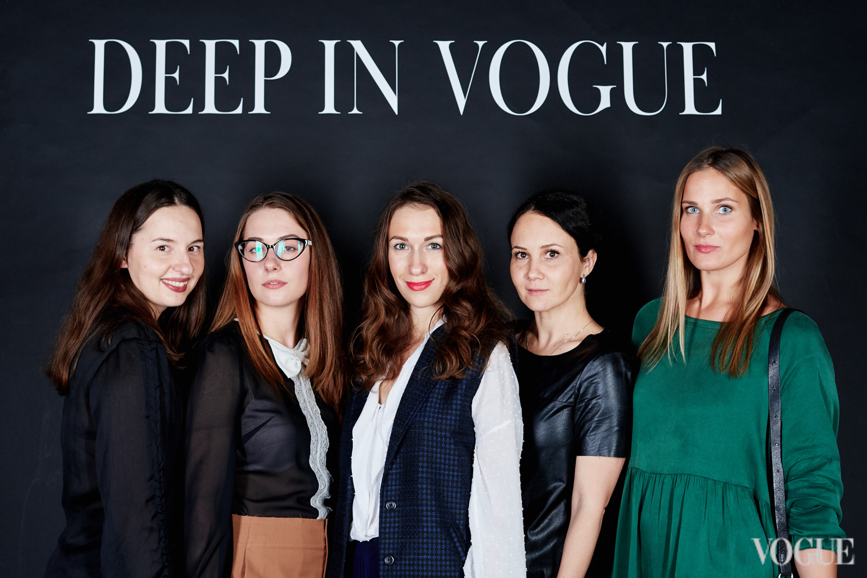 Виолетта Федорова, Мария Жданова, Дарья Слободяник, Анастасия Яворская и Полина Митлошук