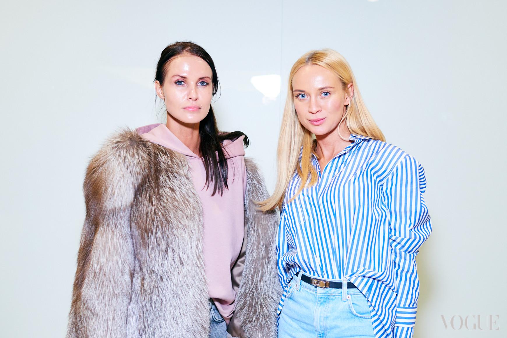 Мария Даренкова и Наталья Ващук