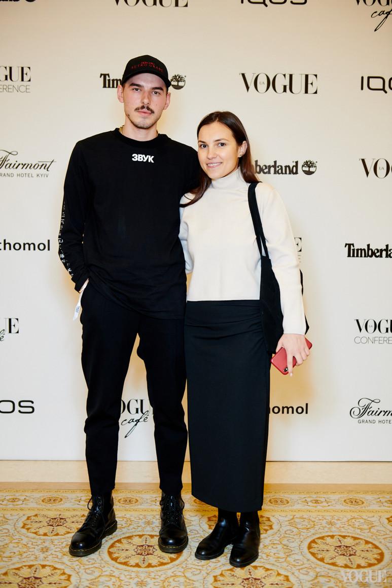 Петр Ясинский и Анна Мостовая