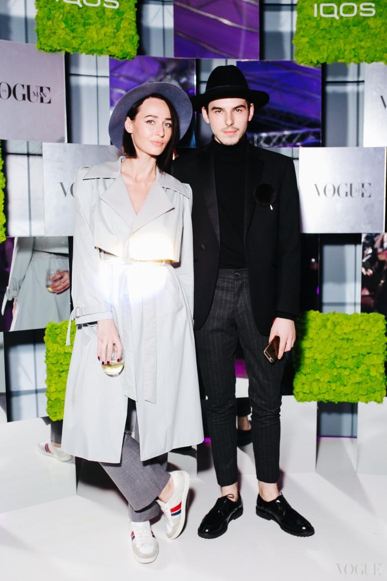 Ольга Правдюк и Петр Ясинский