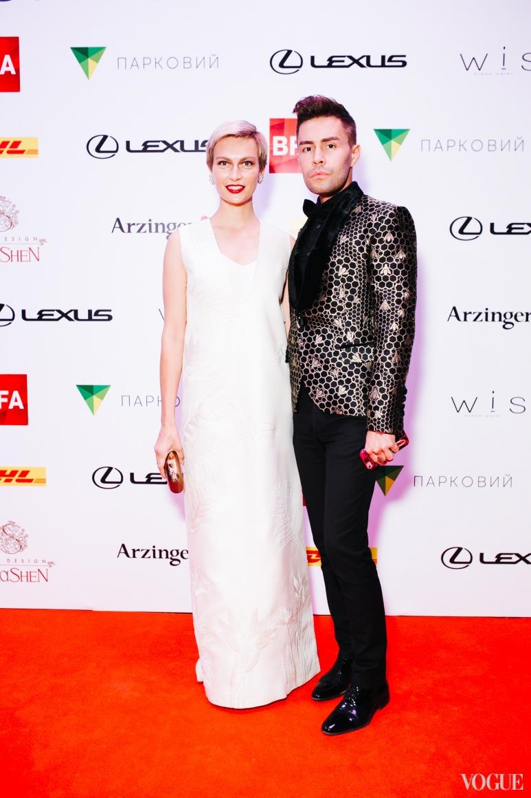 Маша Цуканова и Алексей Прищепа