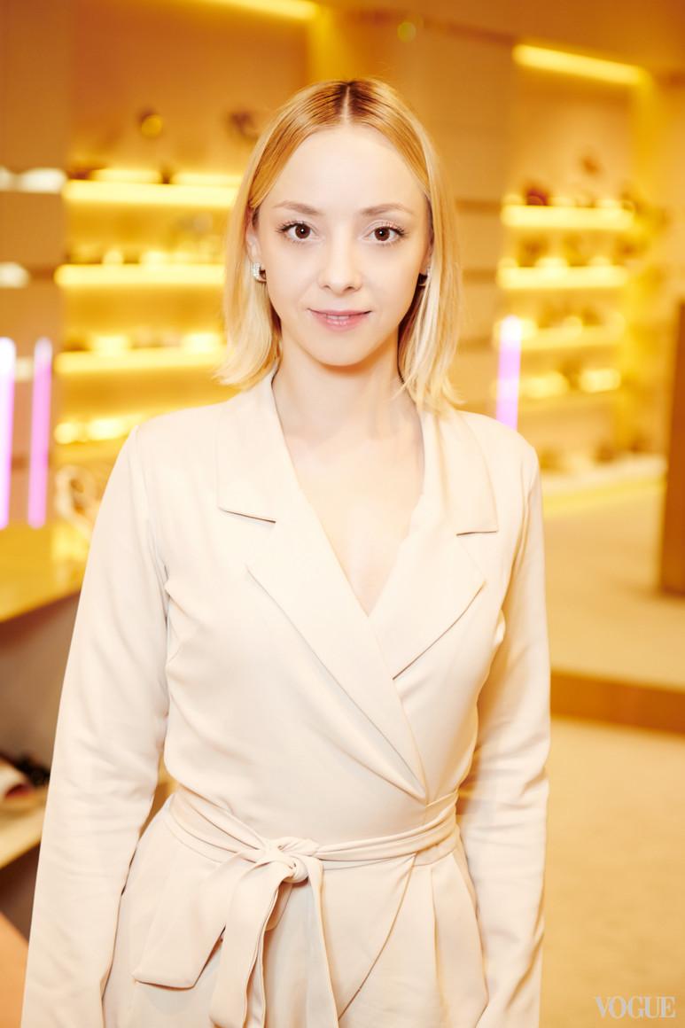 Карина Беребенец