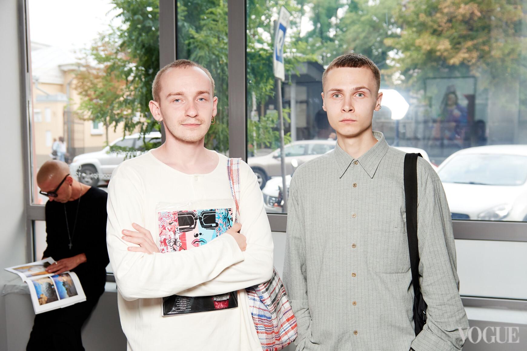 Антон Якшин и Дмитрий Чаюн