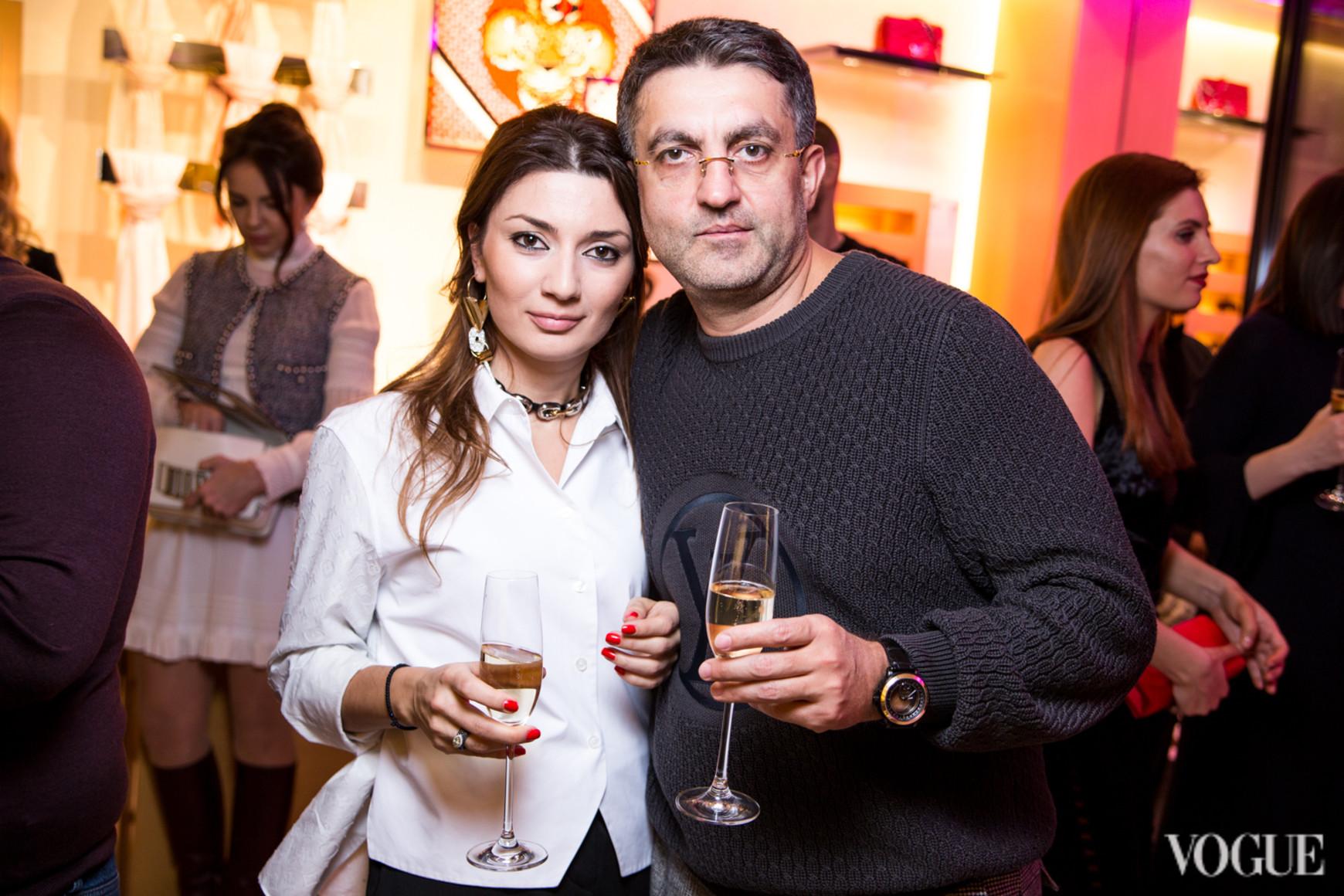 Кристина и Рафаэль Гороян