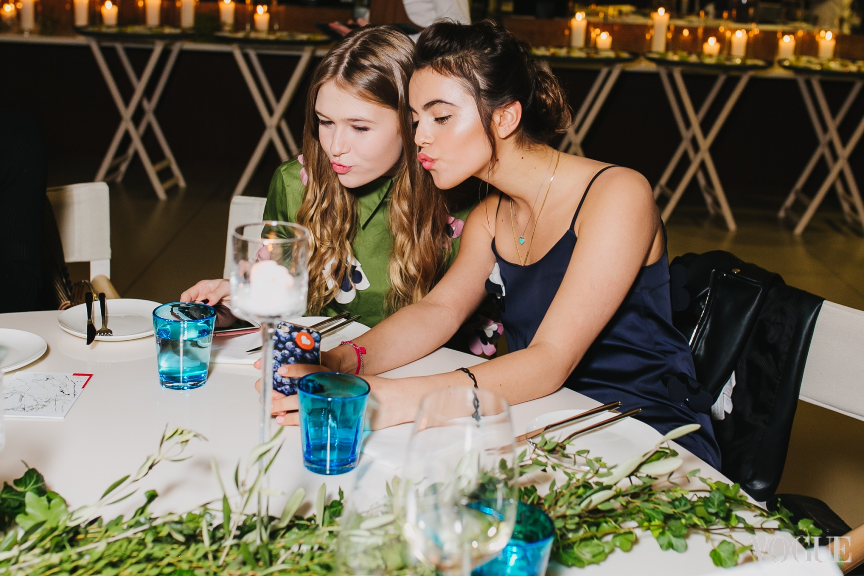 Соня Киперман и Елизавета Арфуш