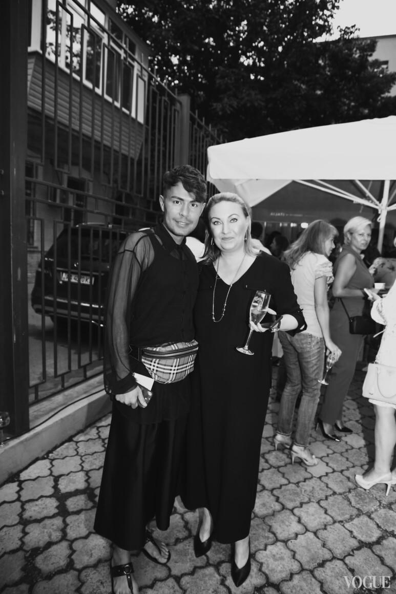 Алексей Прищепа и Елена Чернова