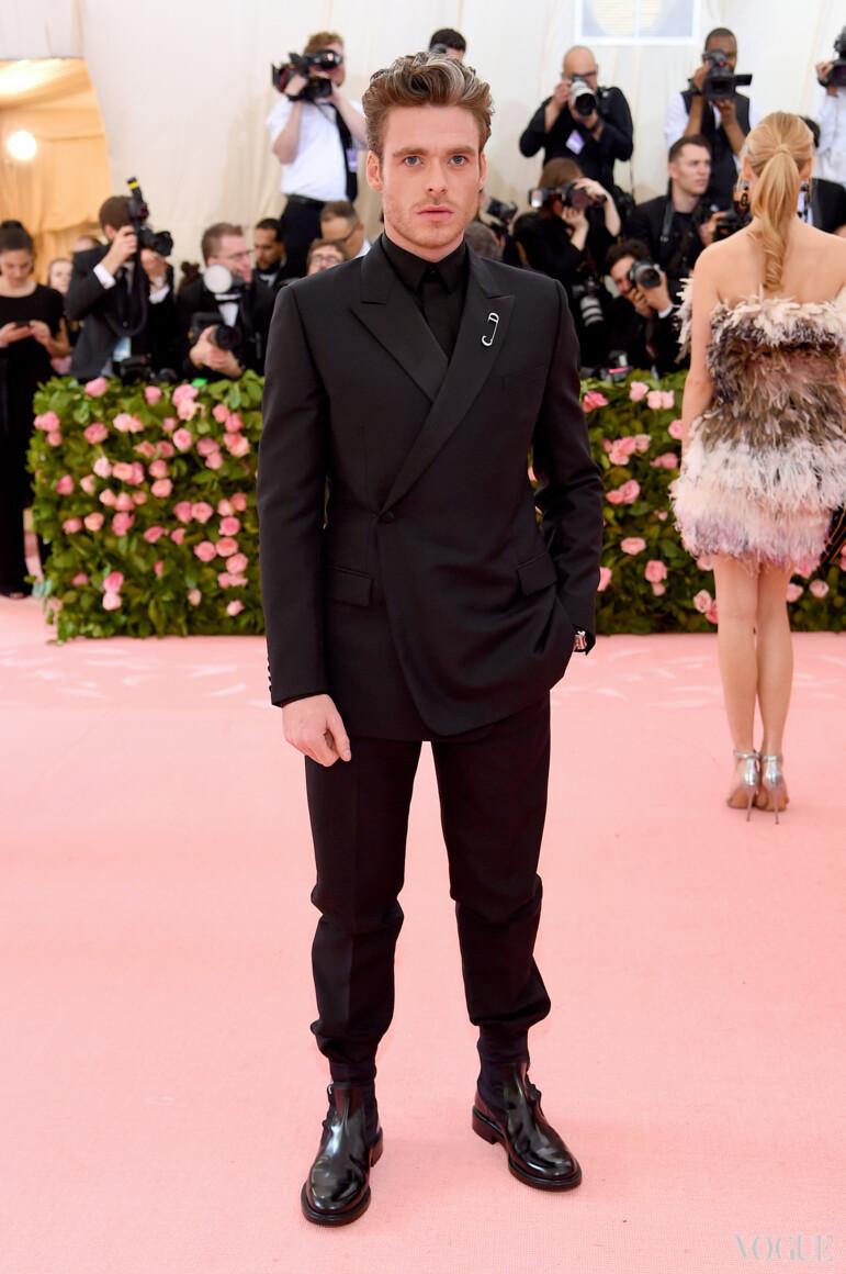 Ричард Мэдден в Dior