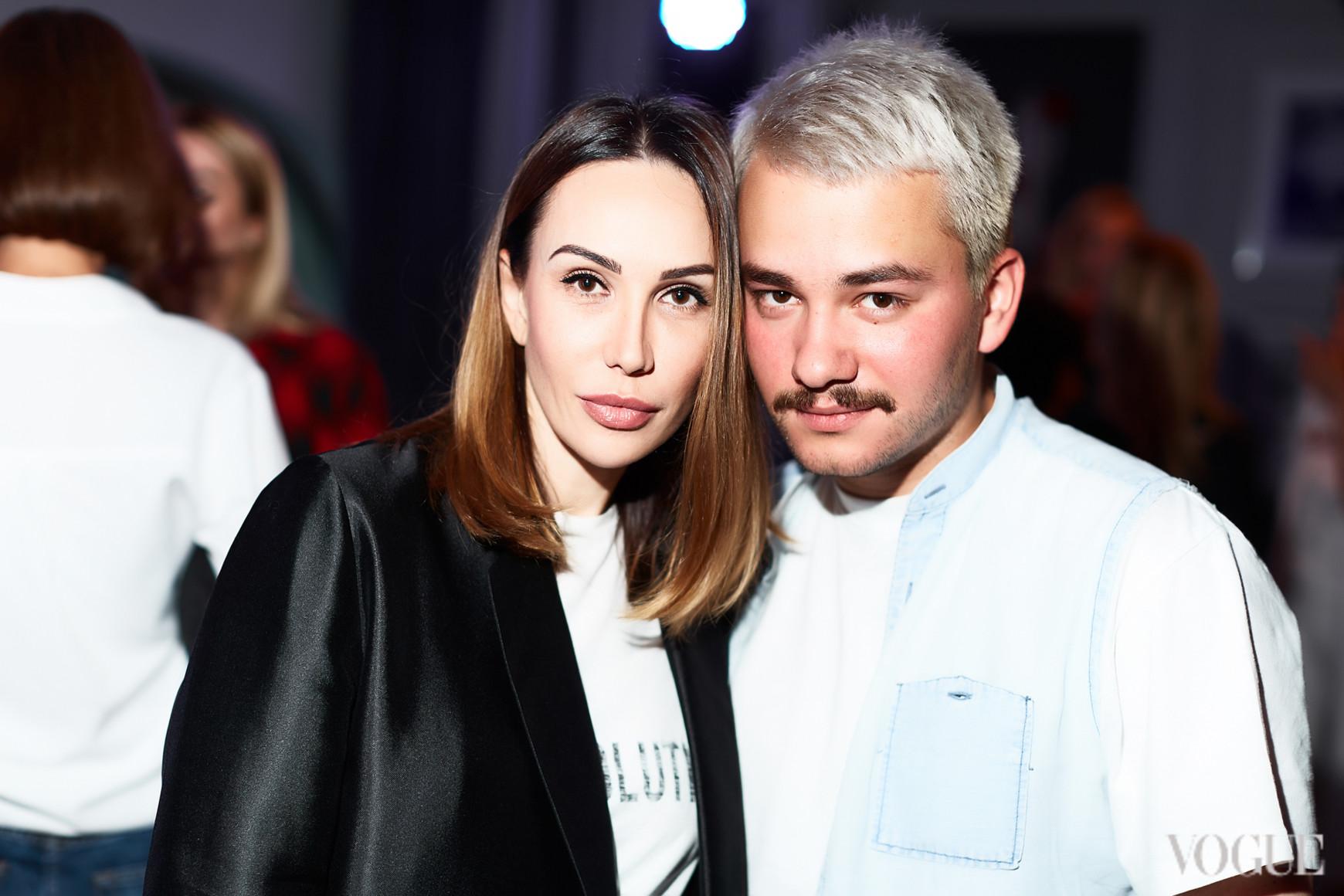 Наталья Бровди и Иван Фролов