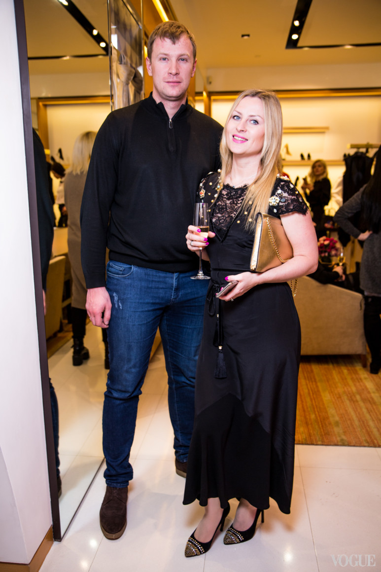 Ярослав и Катерина Гирич