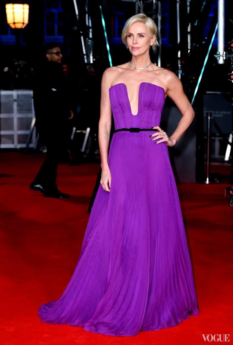 Шарліз Терон у Dior Haute Couture