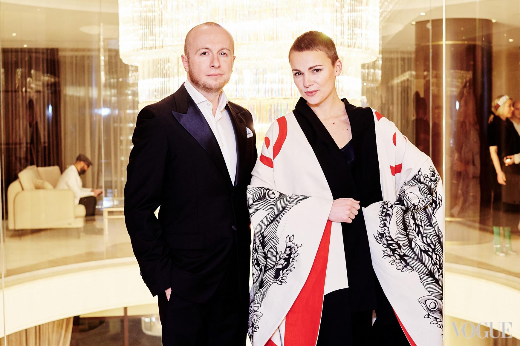 Евгений и Катя Березницкая