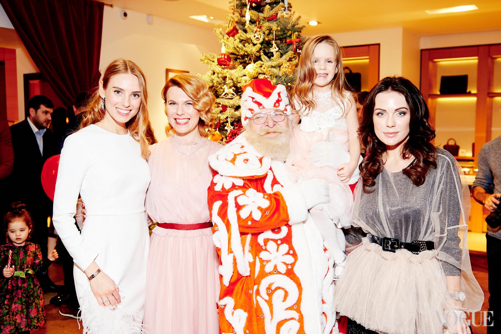 Александра Иванова, Наталья Листопад и Мария Орлова