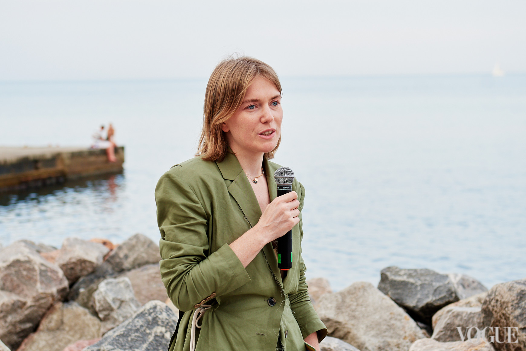 Член жюри, дизайнер Лилия Литковская
