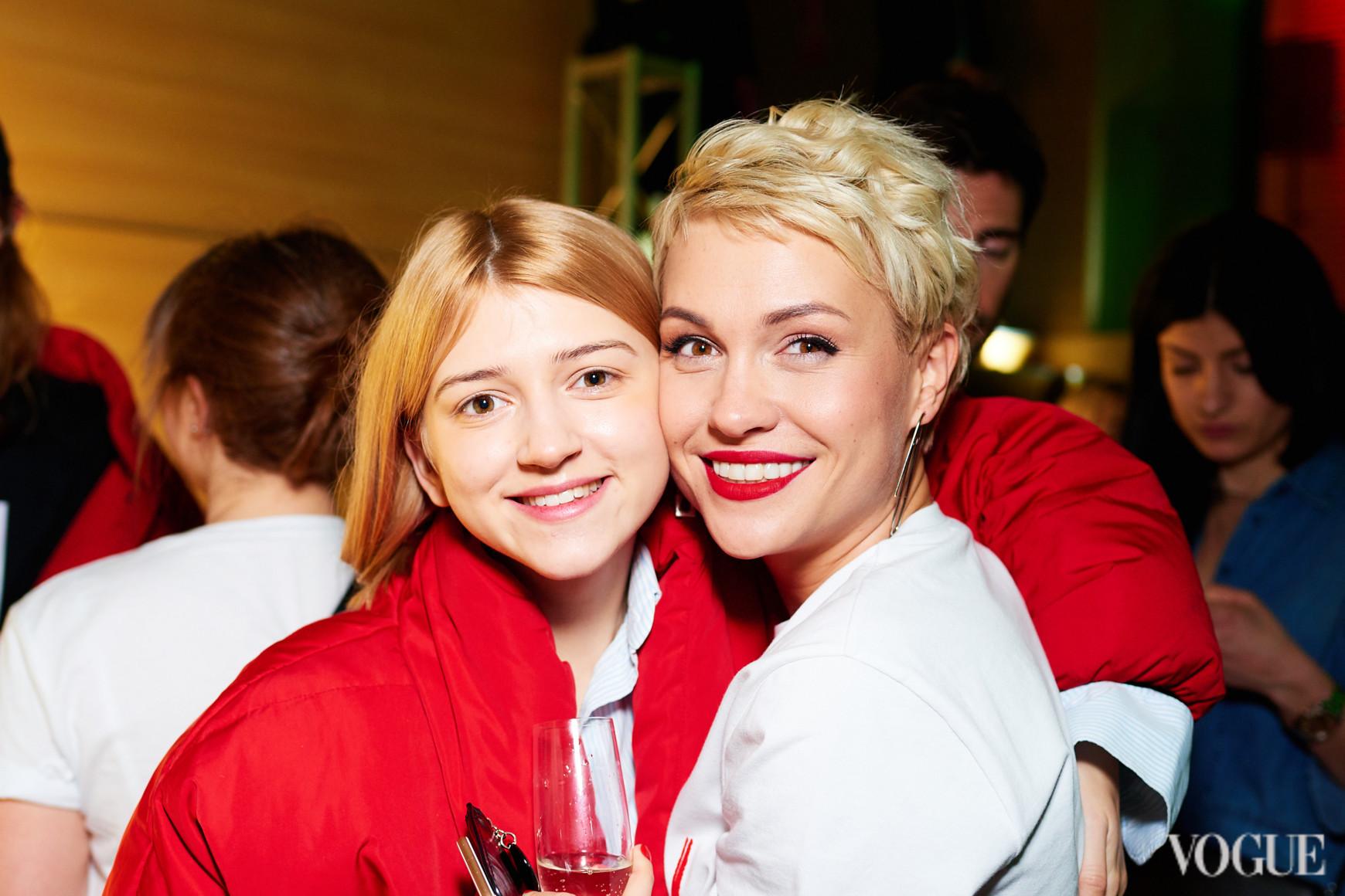 Ева Хобта и Анна Лукашевич