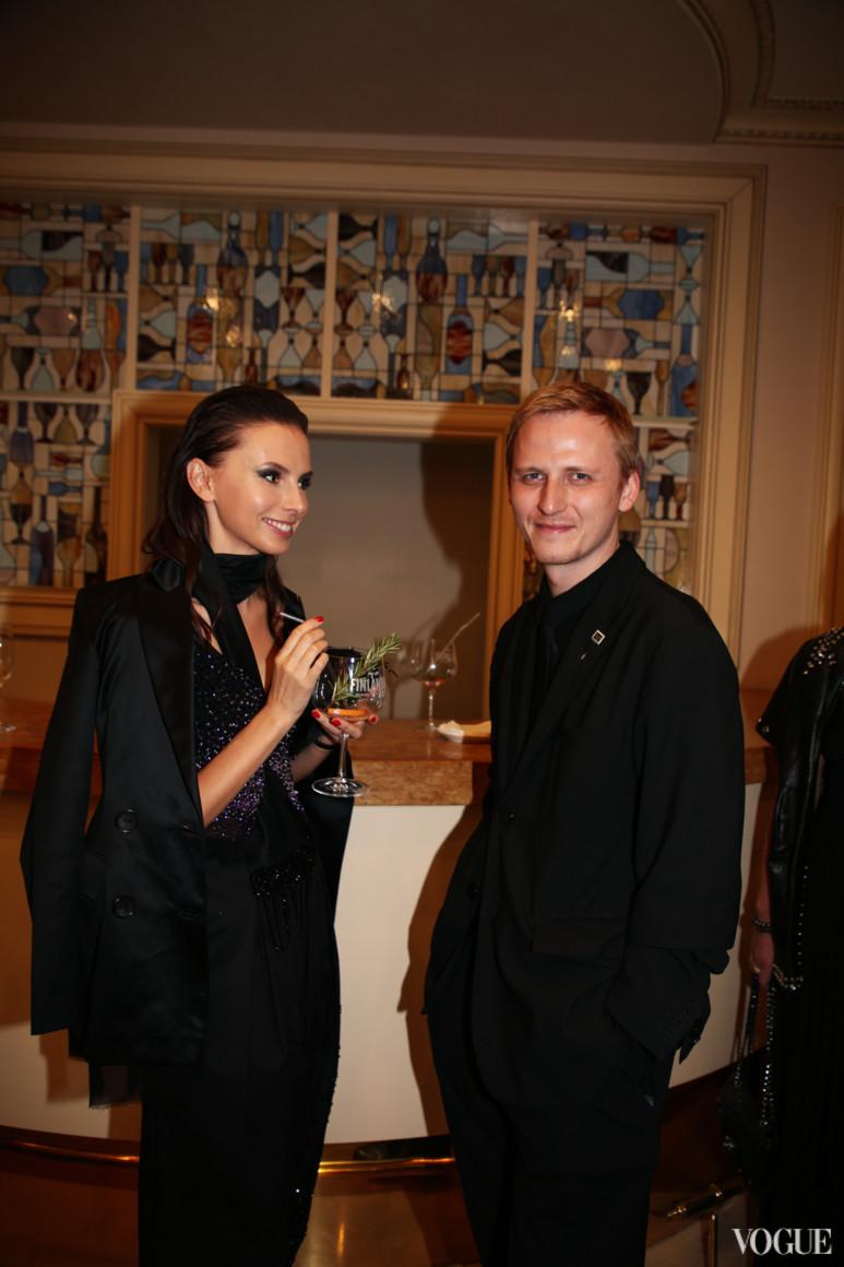 Надежда Елько и Артем Климчук