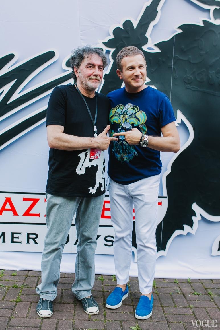 Алексей Коган и Юрий Горбунов