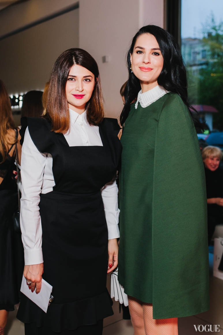 Нина Васадзе и Маша Ефросинина