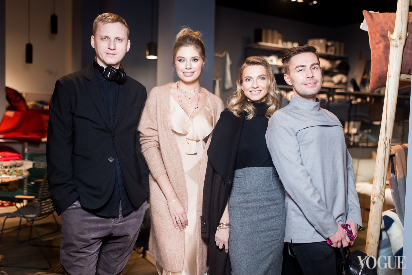 Артем Климчук, Татьяна Терехова, Елизавета Юрушева и Алексей Прищепа
