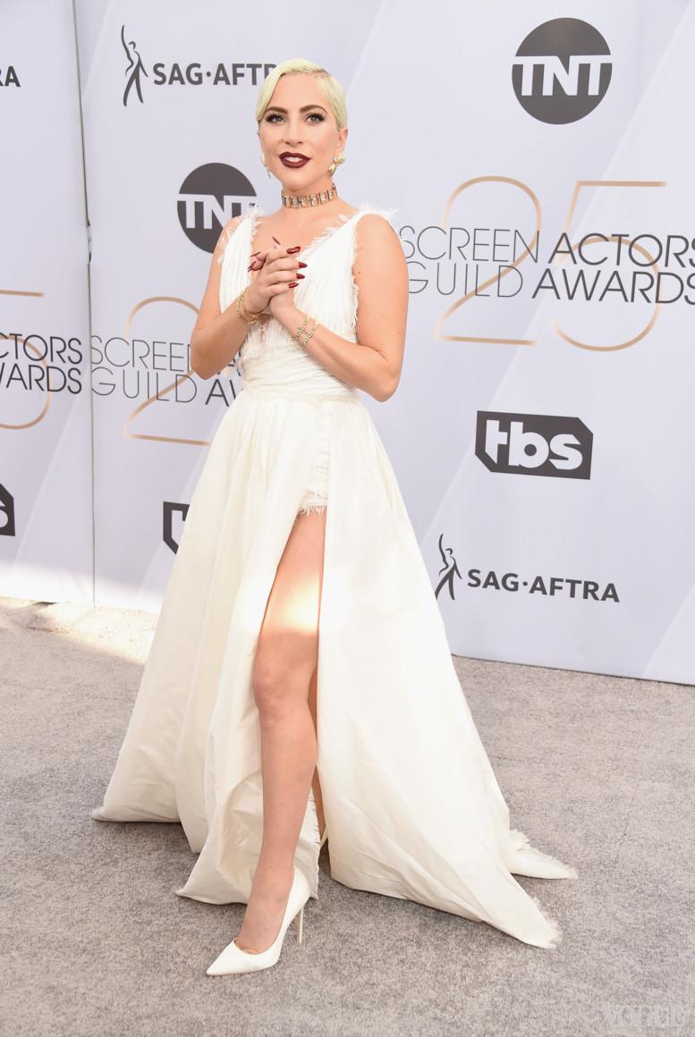 Леді Ґаґа в Christian Dior Couture