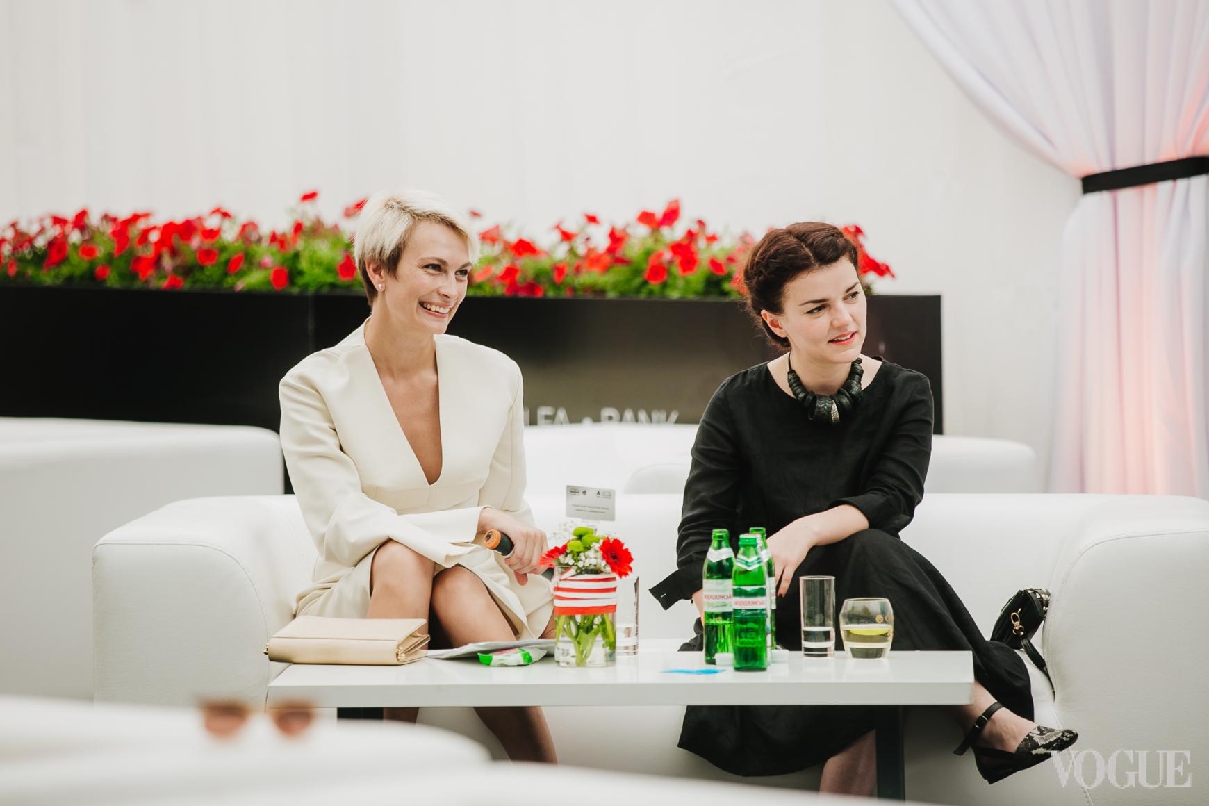Маша Цуканова и Лера Чачибая