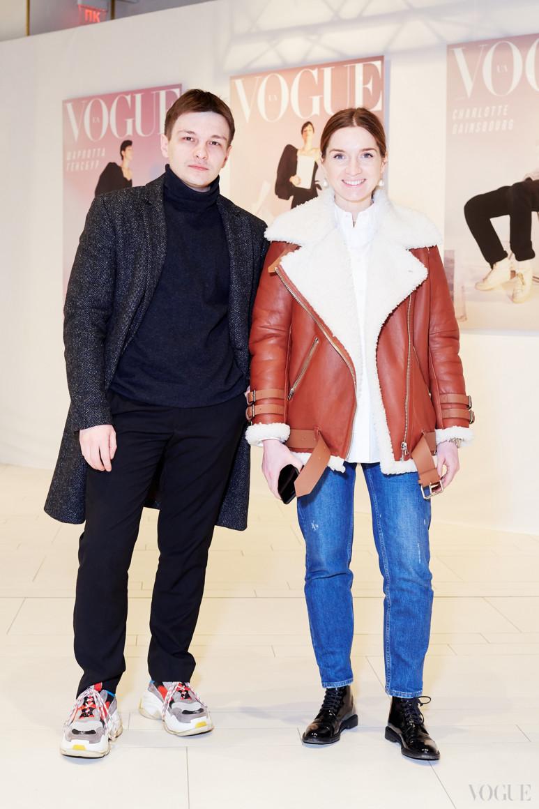 Сергей Ковалев и Елена Пащенко