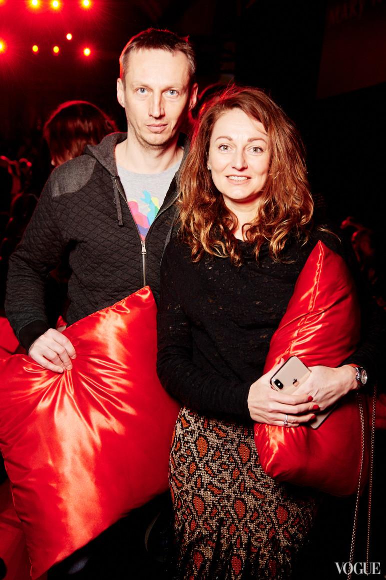 Татьяна Деменкова и Андрей Коваленко