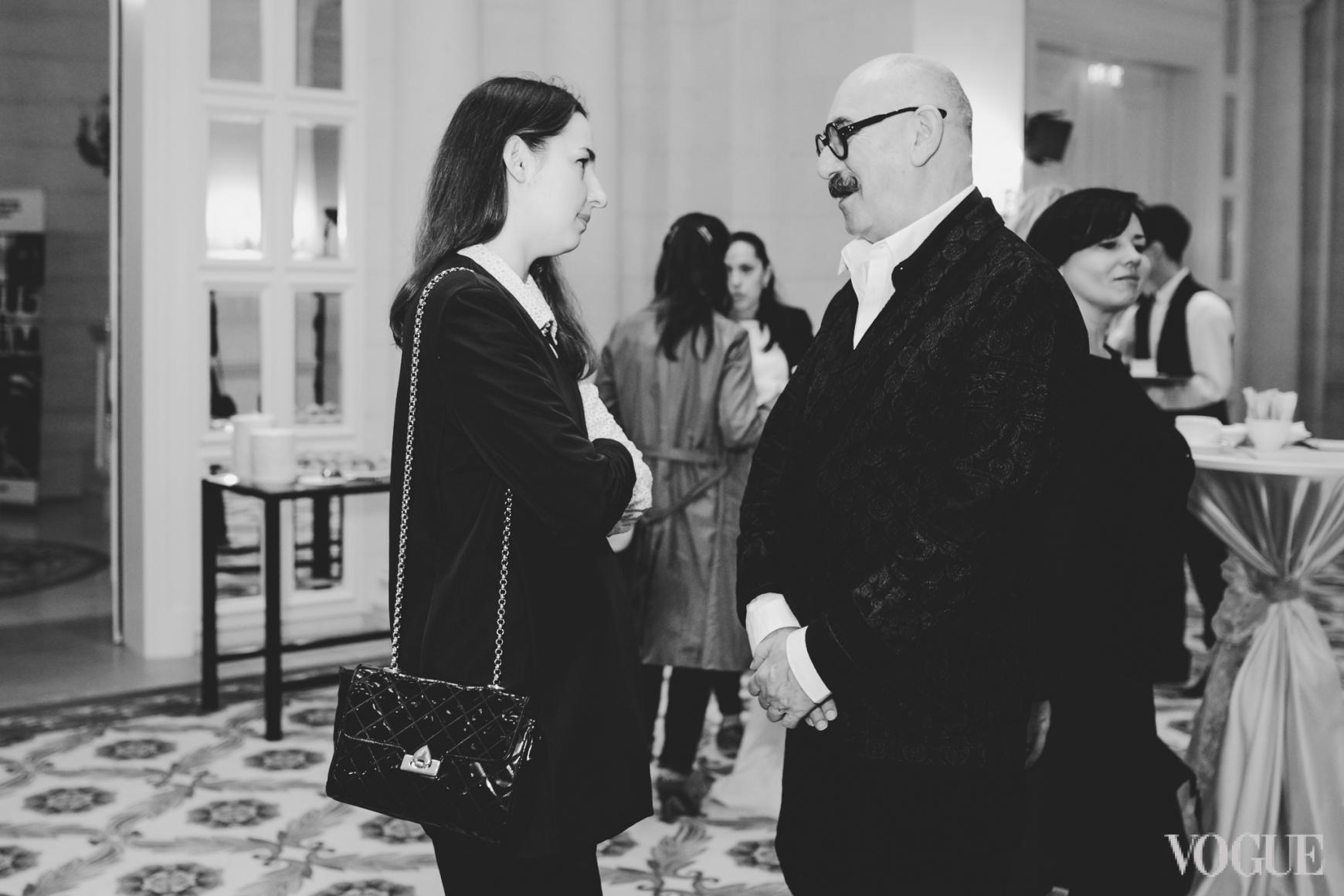Виолетта Федорова и Тони Глэнвилл