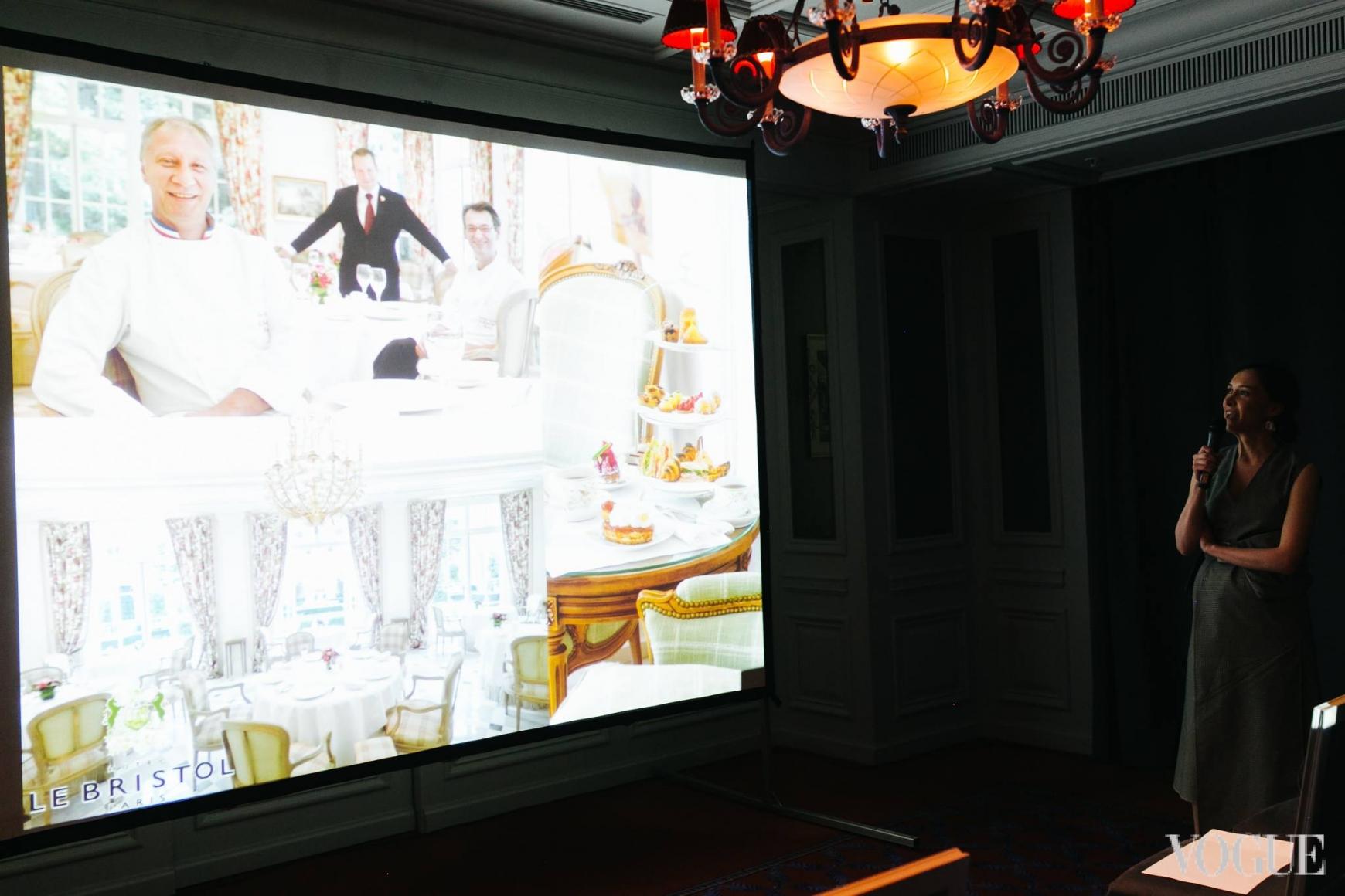 Ольга Сушко разыгрывает подарочный сертификат на ужин в парижском гастрономическом ресторане Epiqure (отель Le Bristol), отмеченном тремя звездами Мишлен