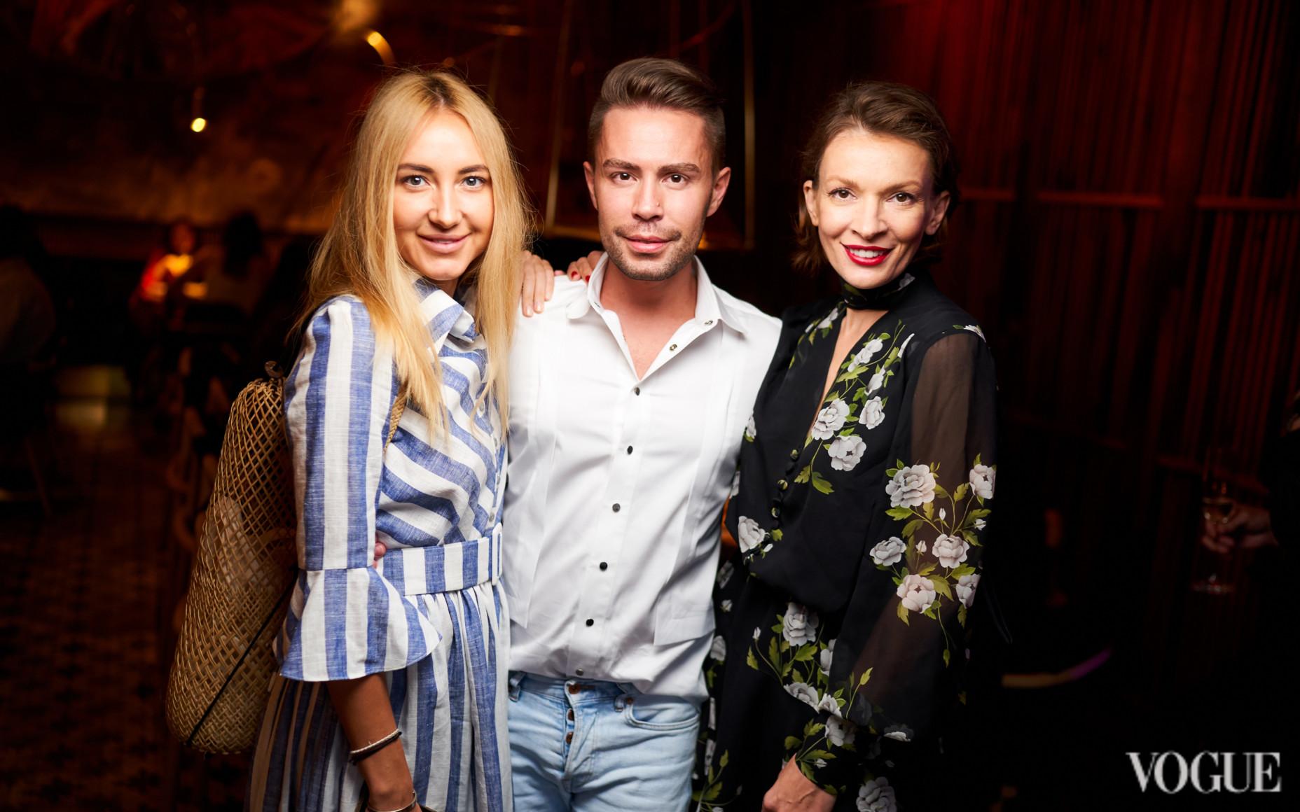 Анастасия Ершова, Алексей Прищепа и Полина Неня