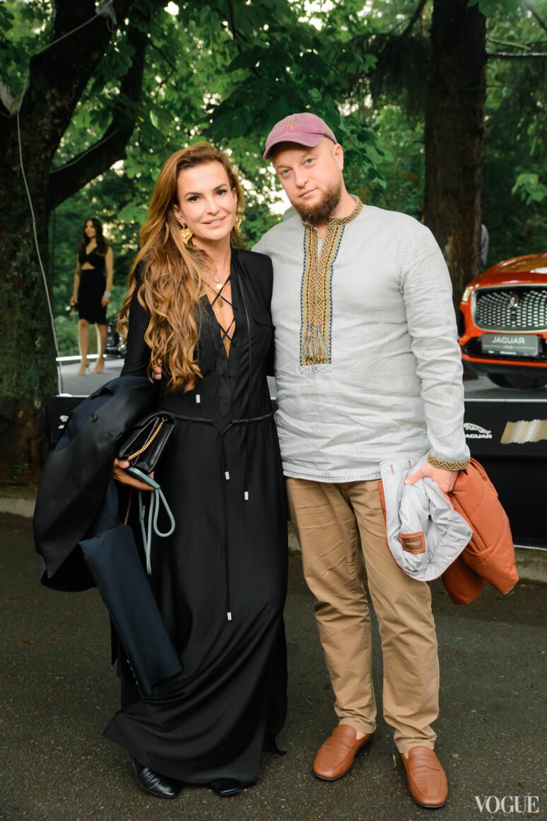 Диана и Андрей Ставницер