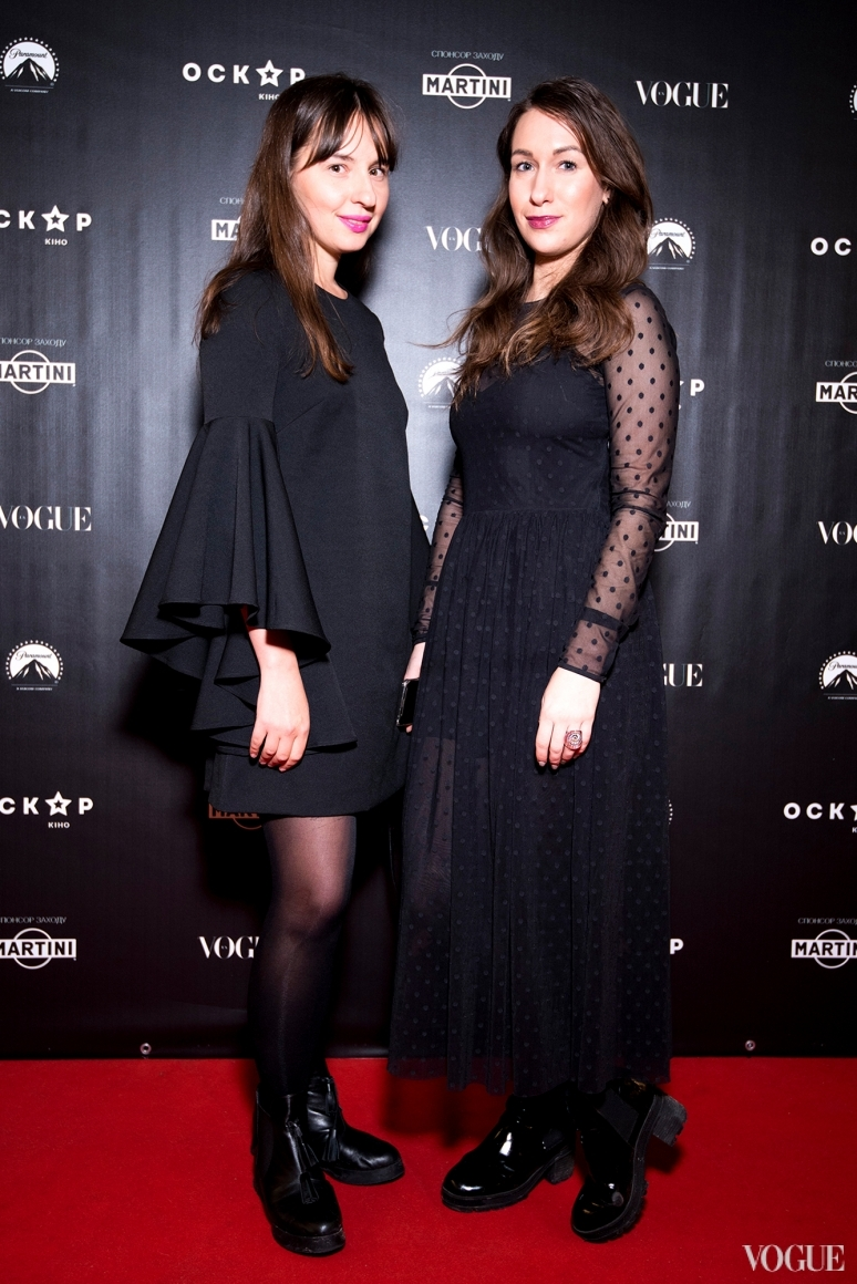 Виолетта Федорова и Дарья Слободяник