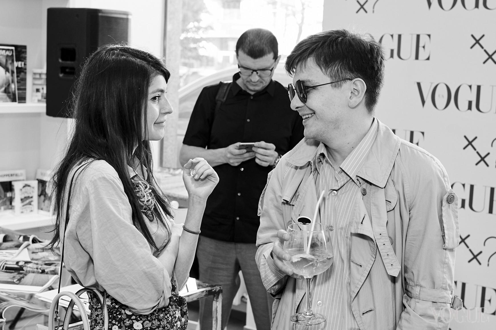 София Кваша и Сергей Ковалев