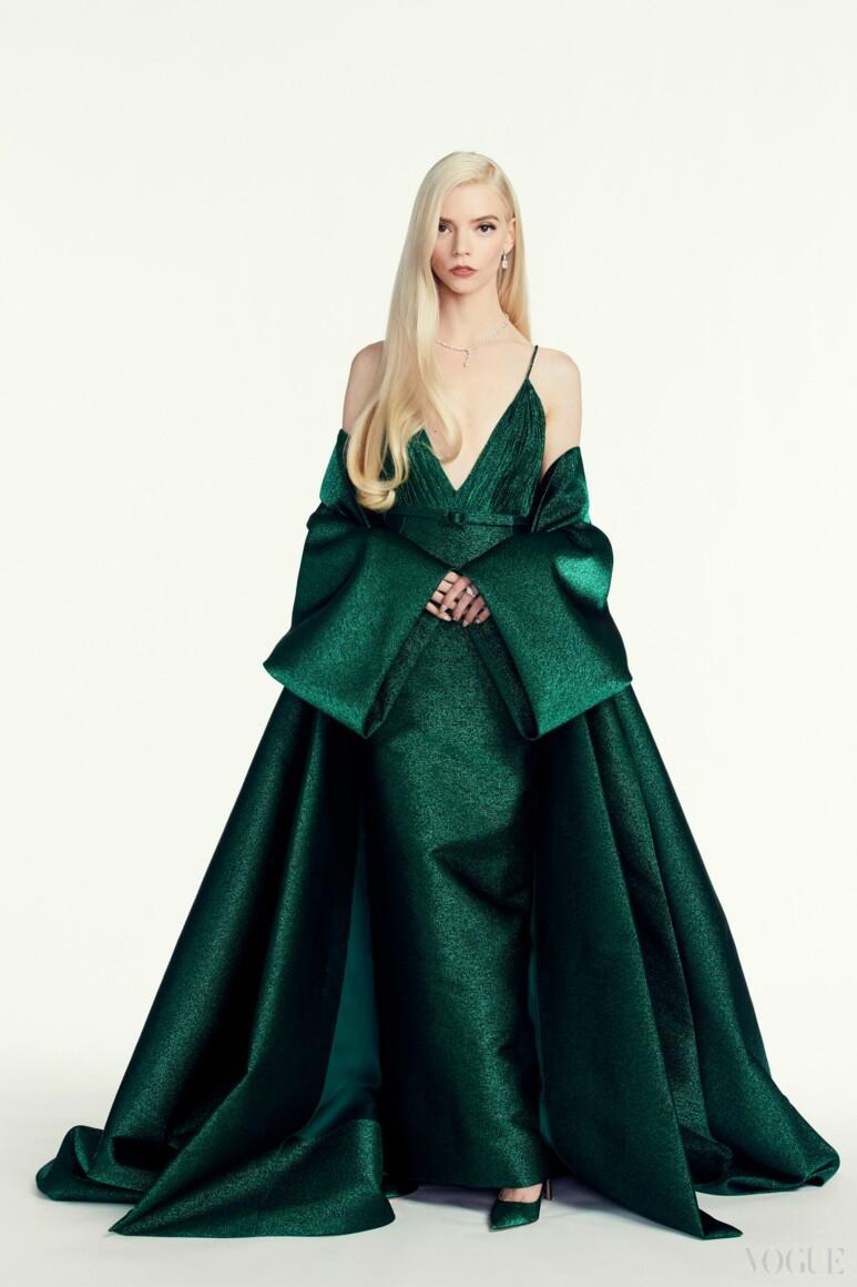 Аня Тейлор-Джой в Dior