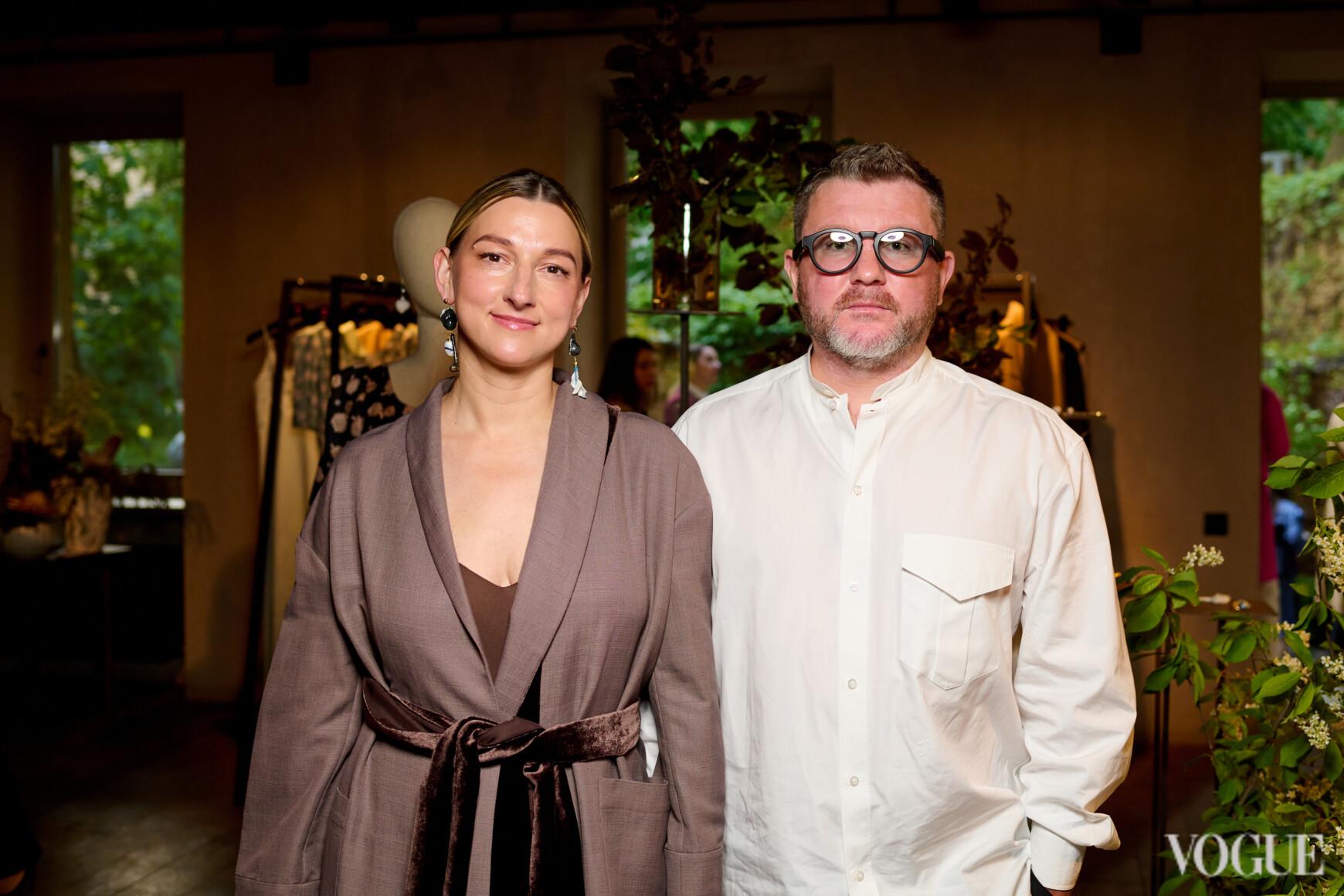 Дима и Елена Борисовы